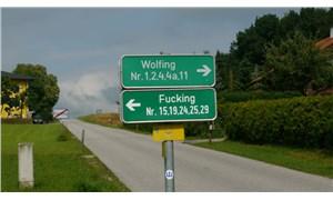 Fucking Köyü ismini değiştiriyor