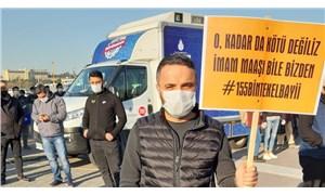 İlk esnaf eylemi Kadıköy'de