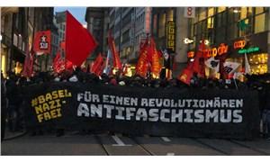 Basel'de sol güçler 'Baskılara hayır' dedi