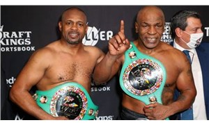 Tyson 15 yıl sonra ringe çıktı, 20 milyon dolar kazandı