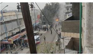 Cerablus'ta bombalı saldırı: 7 sivil yaralandı