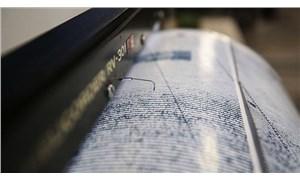 Ege Denizi'nde 3.8 büyüklüğünde deprem