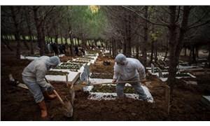 İstanbul'da 'bulaşıcı hastalık' nedeniyle bugün 188 kişi yaşamını yitirdi