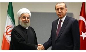 Erdoğan ve Ruhani 'Fahrizade suikastini' görüştü