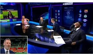 Eski İngiliz futbolcunun 'Başakşehir' demeye çalıştığı anlar stüdyoyu kahkahaya boğdu