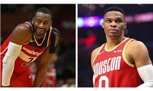 NBA'de Westbrook-Wall takası gerçekleşti
