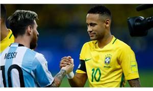 Neymar: Gelecek yıl Messi ile aynı takımda oynamak istiyorum