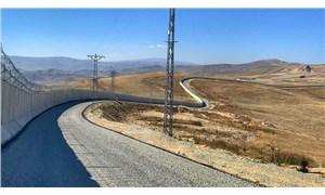 Ağrı - İran sınırına 81 kilometrelik 'güvenlik duvarı'