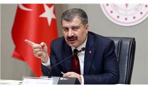 Koca 'Yüksek risk devam ediyor' dedi, Hatay ve Antalya'yı işaret etti
