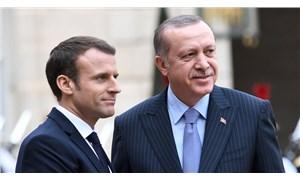 Macron'dan Erdoğan'ın 'Fransa'nın başına beladır' sözlerine yanıt