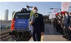 Uğurlama töreni yapılmıştı: Çin'e giden 'ilk ihracat treni' Maltepe'den Halkalı Garı'na geri döndü