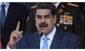 Venezuela Devlet Başkanı Maduro ABD'ye seslendi: Kimsenin kolonisi değiliz