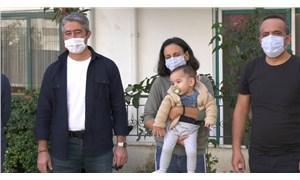 SMA hastası Ayaz bebek destek bekliyor