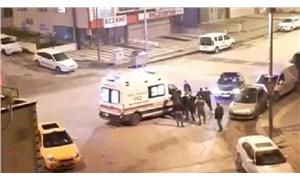 Ankara'da sağlık ekibine saldıran hasta yakını hakkında soruşturma başlatıldı