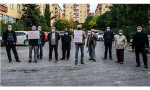 Asburçaklar Sitesi sakinleri: Müteahhit insafına kaldık, sonumuz Fikirtepe gibi olmasın