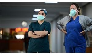 Salgının yükü sağlık emekçilerini tüketti