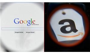 Fransa'dan Google'a 100, Amazon'a 35 milyon avro ceza