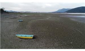 Gölbaşı Barajı'nın yüzde 90'ı kurudu