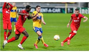 Sivasspor, UEFA Avrupa Ligi'ne veda etti