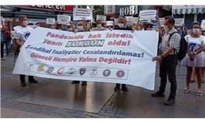 Sürgün edilen sağlık emekçisi için yürütmeyi durdurma kararı
