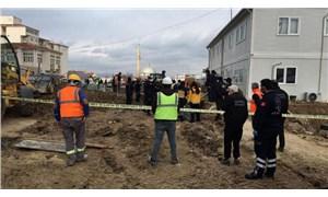 Sokağa çıkma yasağında çalıştırılan 2 işçi, 'iş kazasında' can verdi!