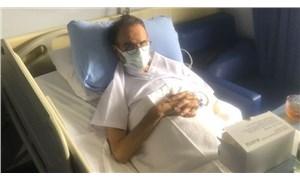 Canlı yayında mide kanaması geçiren Prof. Dr. Ceyhan taburcu edildi
