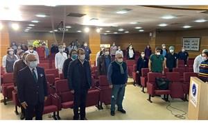 Hayatını kaybeden doktorlar İstanbul'da anıldı