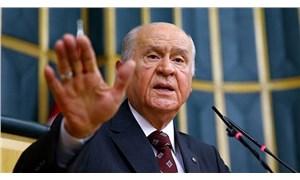 ABD'nin yaptırımlarına tepki gösteren Bahçeli, bir kez daha HDP'yi hedef aldı