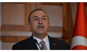 Çavuşoğlu: ABD'nin yaptırım kararı hukuken de siyaseten de yanlış bir adım