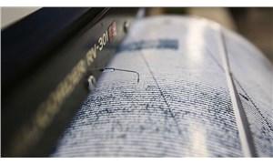 Ege'de 4.6 büyüklüğünde deprem