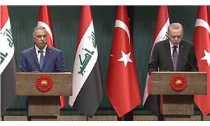 Erdoğan ve Irak Başbakanı'ndan ortak açıklama