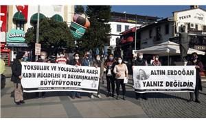 Antalya Kadın Platformu: Bu bütçe savaş ve erkek bütçesidir