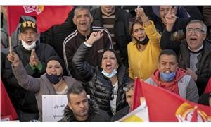 Arap Baharı'nın yıldönümünde Tunus halkı isyanda: Çaldığınız devrimi geri verin