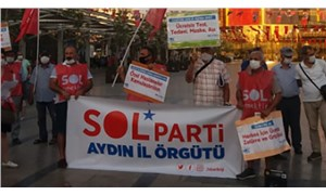 Aydın Valiliği'nden SOL Parti'ye 'pandemi gerekçeli' engel
