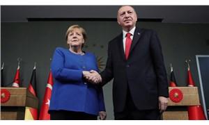 Erdoğan, Merkel ile görüştü: 'Türkiye, AB ile ilişkilerde yeni bir sayfa açmak istiyor'
