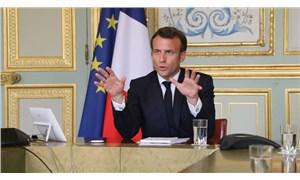 Koronavirüse yakalanan Macron: Yorgunum, başım ağrıyor ve öksürüyorum