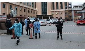 Antep'te Covid-19 yoğun bakım servisinde patlama: 10 hasta hayatını kaybetti