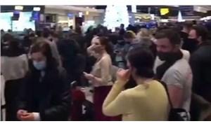 İngiltere'de havalimanlarında mutasyon yoğunluğu