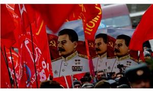 Stalin'in 141'nci doğum günü nedeniyle Rusya'da tören düzenlendi