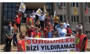 PTT tarafından sürülen Haber-Sen Genel Sekreteri Damatoğlu: Ölümleri duyurmamız rahatsız etti
