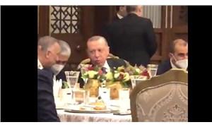 Saray'da ağırlanan Iraklı Vali ülkesine döner dönmez Türkiye'yi eleştirdi