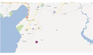 Suriye'de 3.9 büyüklüğünde deprem: Hatay ve çevresinde hissedildi