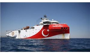 Türkiye'den Oruç Reis için Navtex ilanı