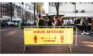 Hollanda, İngiltere'ye uçuşları 'şartlı' olarak yeniden açtı