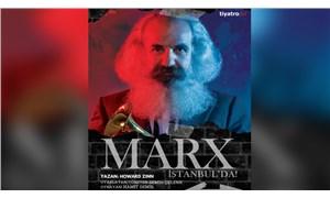 Marx İstanbul'da sahneden canlı olarak izlenebilecek