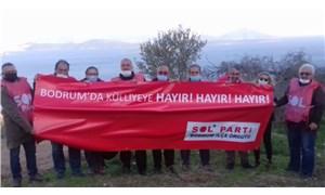 SOL Parti'den, Diyanet'in Bodrum'daki külliye inşaatına tepki