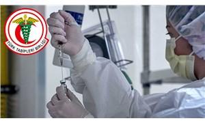 Türk Tabipleri Birliği'nden koronavirüs aşılarına dair şeffaf bilgi çağrısı