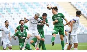 Bursa-Memenen maçı hakkında bahis soruşturması açıldı