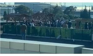 Antalya'da erken yılbaşı partisine polis baskını: 63 bin lira ceza kesildi
