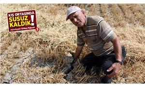 Çiftçinin gündemi: Kuraklık